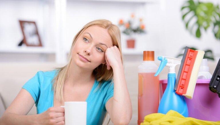 6 чистящих средств, которые ни в коем случае нельзя мешать друг с другом
