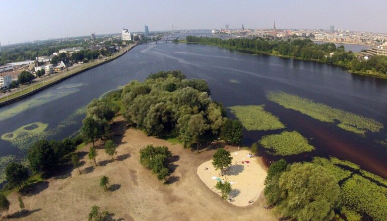 На Луцавсале хотят построить три 23-этажных дома