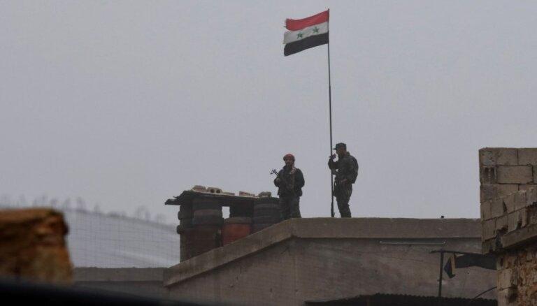 Damaskā nograndis spēcīgs sprādziens; vairāki bojāgājušie