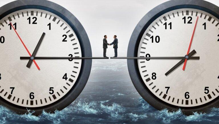 Latvija vēlas palikt vasaras laikā; jāgaida Eiropas gala lēmums