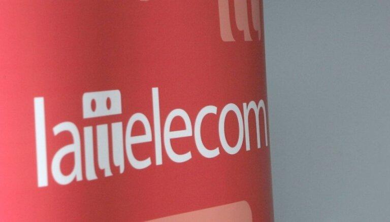 Прибыль Lattelecom выросла до 32 млн евро