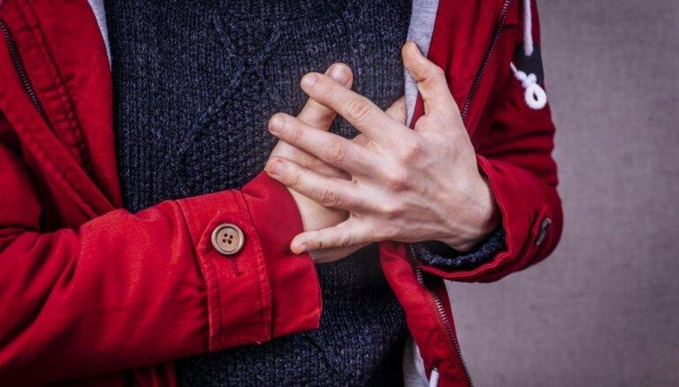 Журнал: латвийцы втрое чаще умирают от сердечно-сосудистых заболеваний, чем в среднем по ОЭСР