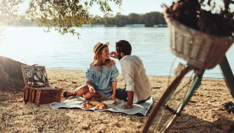 Laiks iziet ārpus mājas! Idejas neaizmirstamiem vasaras randiņiem