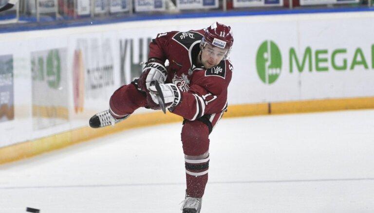 Sotnieks panācis vienošanos ar KHL klubu 'Soči'