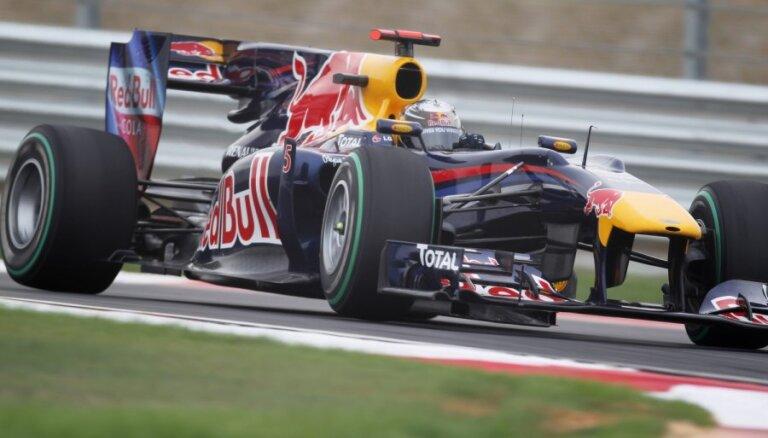 Феттель — победитель первого в истории Гран-при Индии