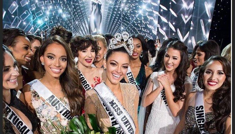 """Трансгендер и скандалы: что будет на конкурсе """"Мисс Вселенная — 2018"""""""