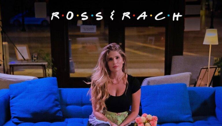 Laura Rizzotto atgriežas ar dziesmu, kas patiks 'Friends' faniem