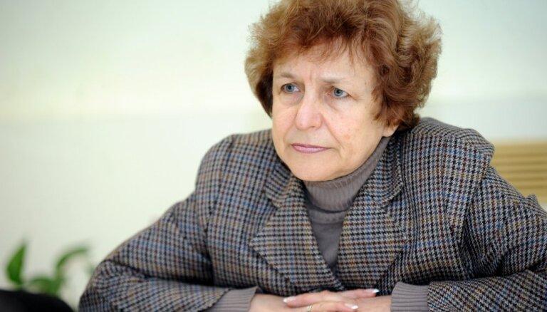 Депутат Европарламента Яна Тоом обратилась в ООН в защиту Татьяны Жданок