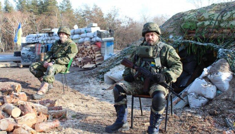 Latviešu brīvprātīgais: Ukrainā karoju arī par Latvijas brīvību