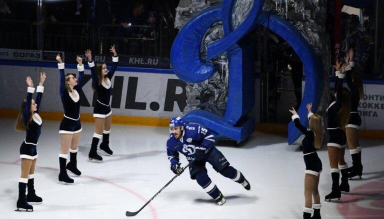 Karsuma Maskavas 'Dinamo' nākamsezon spēlēs jaunā ledus arēnā