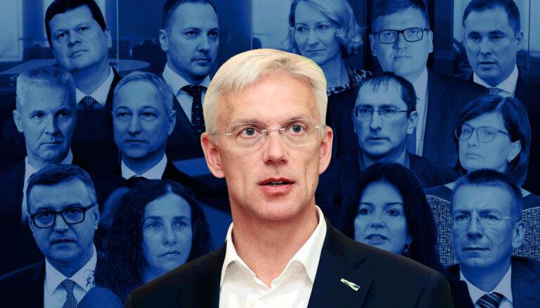Сейм утвердил правительство Кришьяниса Кариньша: кого мы увидим в составе нового Кабинета министров