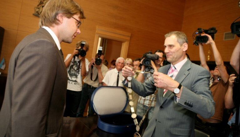 'Rīgas satiksmi' konsultējušais Kokins neplāno pamest Rīgas vēlēšanu komisijas vadītāja amatu