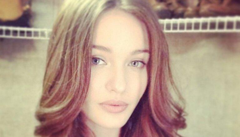 22-летняя модель родила ребенка миллиардеру Владиславу Доронину