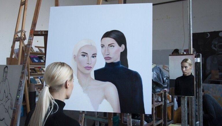 Mākslas akadēmijas Glezniecības katedrā notiks studentu darbu skate