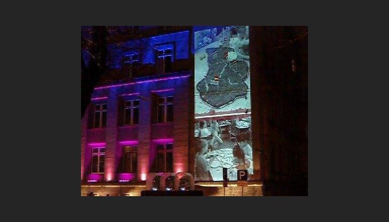 Latvijas karoga stāsts