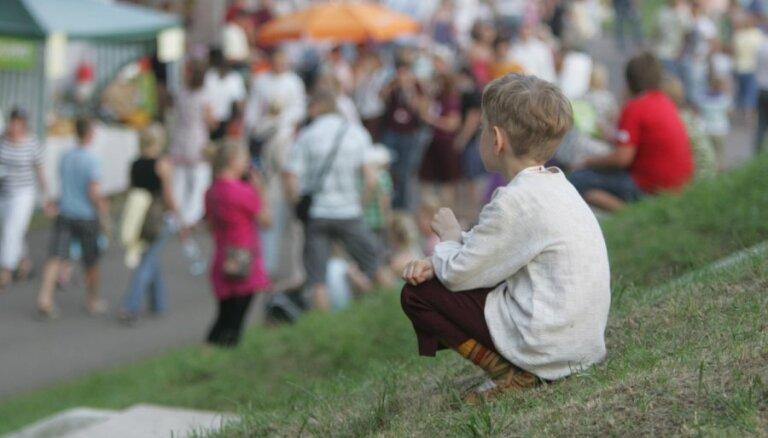 Latvijā dzīvesvietu deklarējuši 2,144 miljoni iedzīvotāju