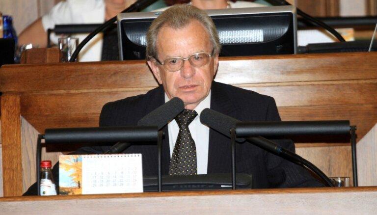 Dolgopolovs neizslēdz, ka 'Saskaņa' varētu balsot par citas partijas prezidenta kandidātu