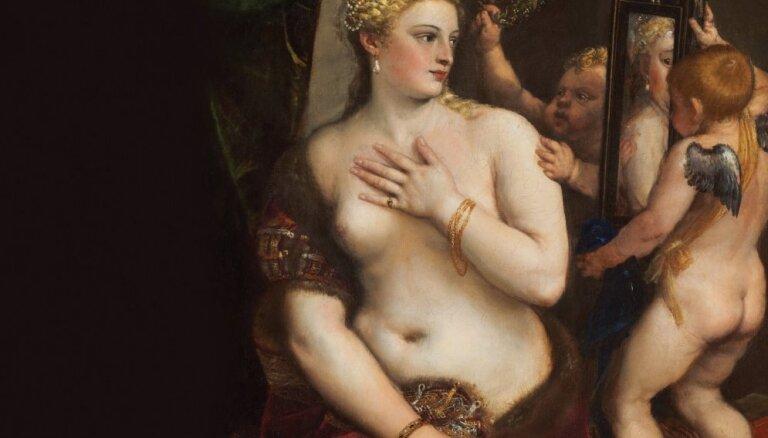 Valmieras teātrī iestudēta 'Venēra kažokādā' ar Ingu Alsiņu un Imantu Stradu