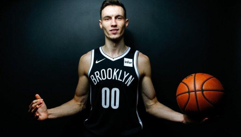 Американские СМИ: латвийский баскетболист Родион Куруц арестован в Бруклине