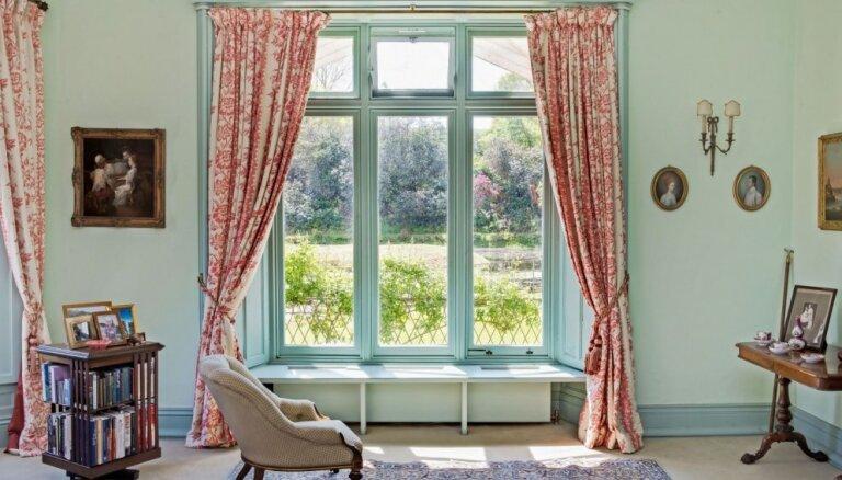 Miera osta mājās – kā panākt šo sajūtu ar sienas krāsu palīdzību