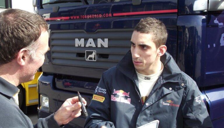 Vēbera vietu 'Red Bull' komandā varētu ieņemt Buemi