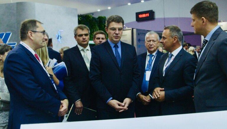 Sadarbība ar Baltkrieviju paver labas izaugsmes iespējas Latvijas tranzīta nozarei