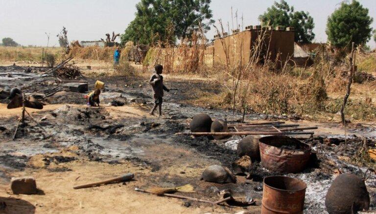 'Boko Haram' pastiprina uzbrukumus Nigērijas zemniekiem