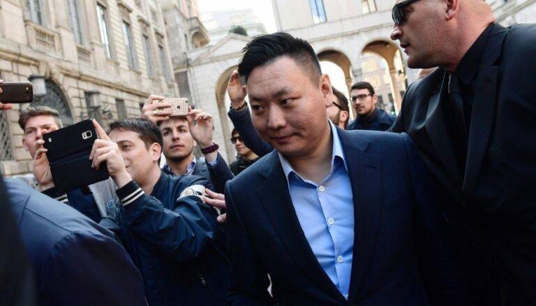Berluskoni pārdevis 'AC Milan' ķīniešiem