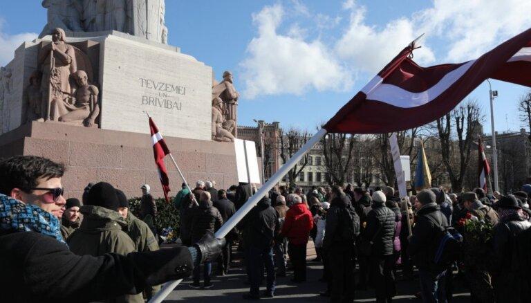 EP rezolūcijā par neofašistu nosodīšanu pieminēta 16. marta leģionāru atceres diena Latvijā