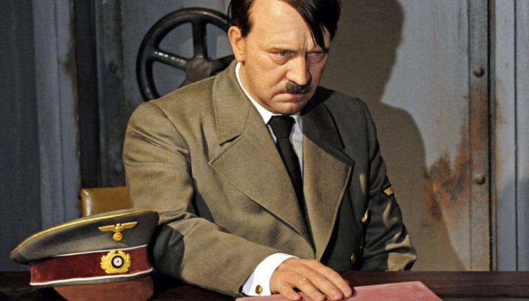 Французские эксперты определили точную дату смерти Гитлера