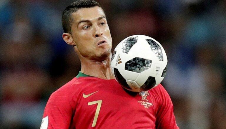 Ronaldu 2019. gadā atgriezīsies Portugāles valstsvienībā