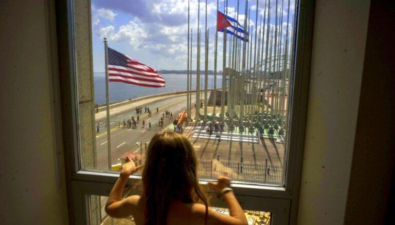 ASV pārskata politiku pret Kubu