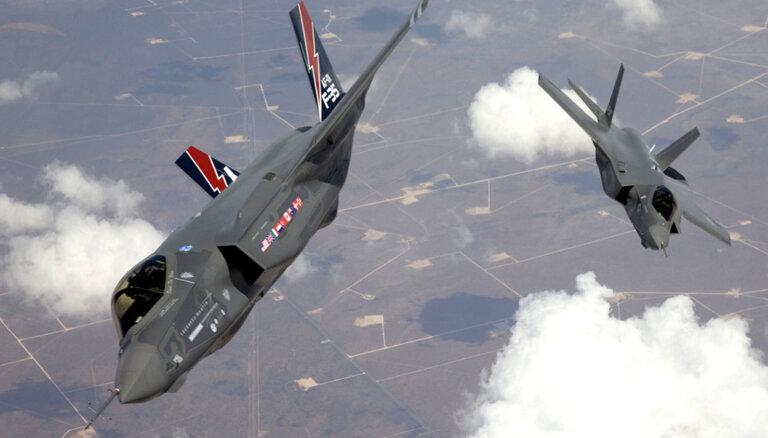 Beidzot atrod avarējušo japāņu 'F-35A'