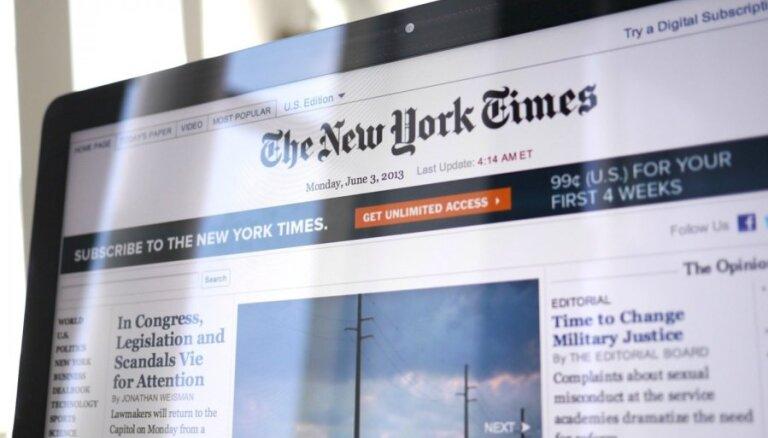 Трамп назвал предательством статью о кибератаках на Россию