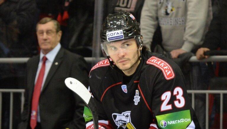 Rīgas 'Dinamo' rindas papildina pieredzējušais uzbrucējs Staņislavs Čistovs