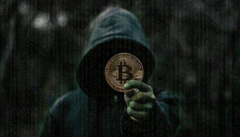 Hakeri nozaguši rekordlielu kriptovalūtu daudzumu