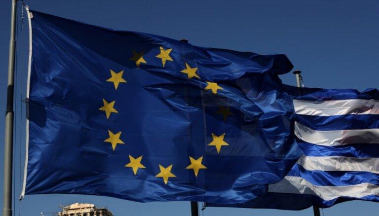 Европа запускает третью программу помощи Греции