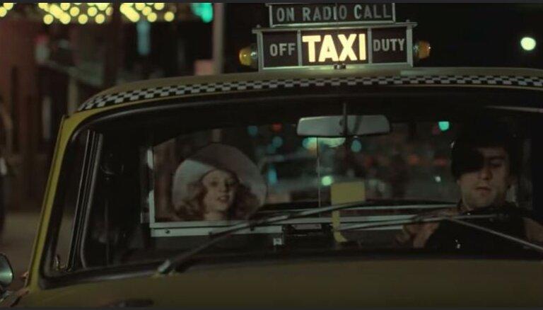 Kino cikls 'Desmit izcili ceļojumi' sāksies ar Skorsēzes 'Taksistu'