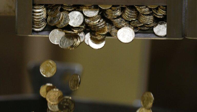 Ražotāju cenu līmenis rūpniecībā oktobrī samazinājies par 1,3%