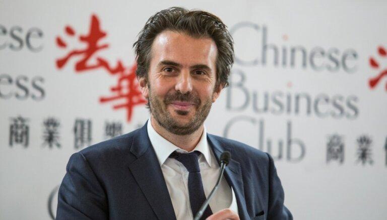Blokķēdes, Ķīna un miljardi – 'Delfi' intervija ar 'Havas' vadītāju Bollori