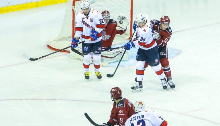 Армейцы Олега Знарка забили в Риге шесть голов и прервали серию поражений