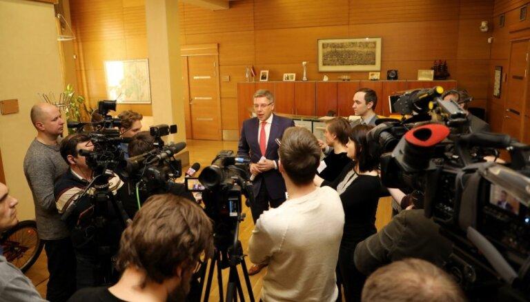 Ušakovs: Pūces pieprasījums sniegt paskaidrojumus bija juridiski vājš un politizēts