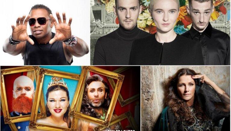 'Sunset Festival' izsludina pirmos divus pasākumus un to māksliniekus