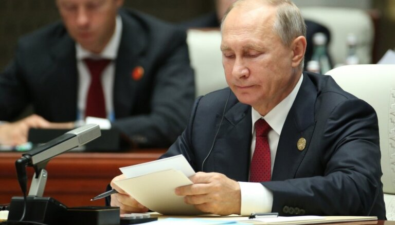 Визит Путина в Ригу могли отменить из-за Музея оккупации