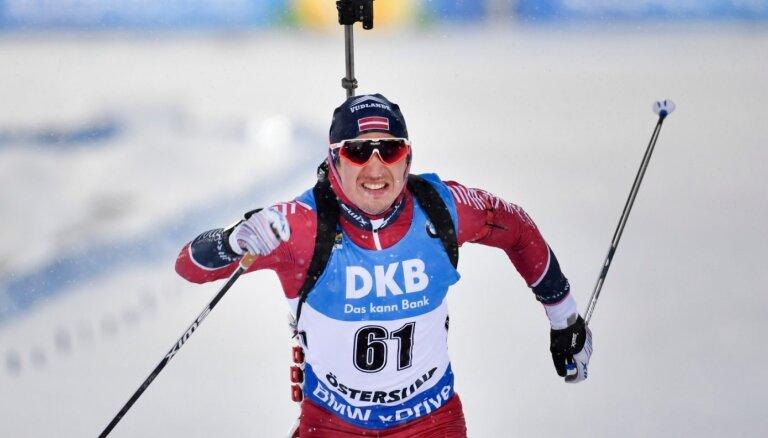 Rastorgujevs izcīna sudrabu Eiropas čempionāta sprinta disciplīnā