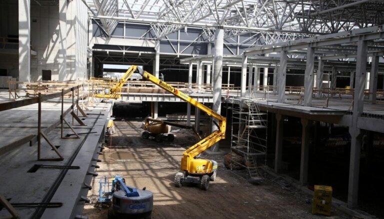 Министерство прогнозирует резкий рост объемов строительства в Латвии