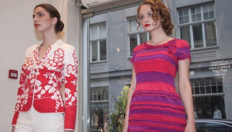 Платья для французской ривьеры, ретро-шик и лето от магазина Kabuki