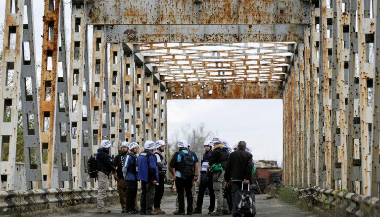 За год при переходе через линию разграничения в Украине погибло 27 человек