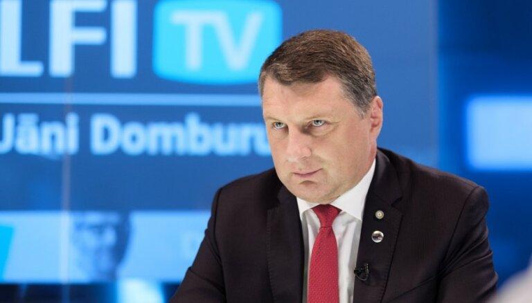 'Delfi TV ar Jāni Domburu' viesojas Valsts prezidents Raimonds Vējonis. Pilna intervija