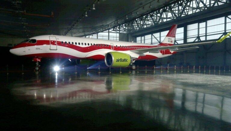 Число пассажиров airBaltic впервые в истории превысило четыре миллиона